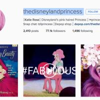 The Real Life Disneyland Princess - #thedisneylandprincess