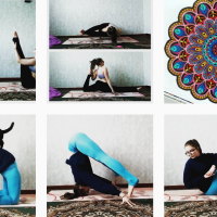 #MeltingIntoSpring - 20 Day #Yoga Challenge