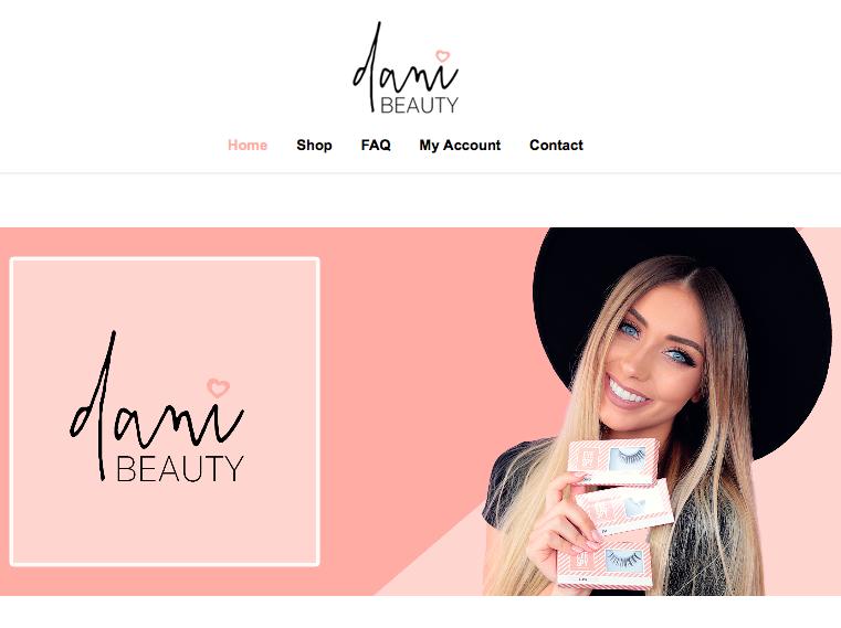 Dani Beauty Product Launch