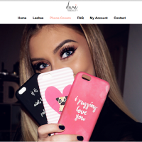 #DaniBeauty Phone Covers On Sale Now