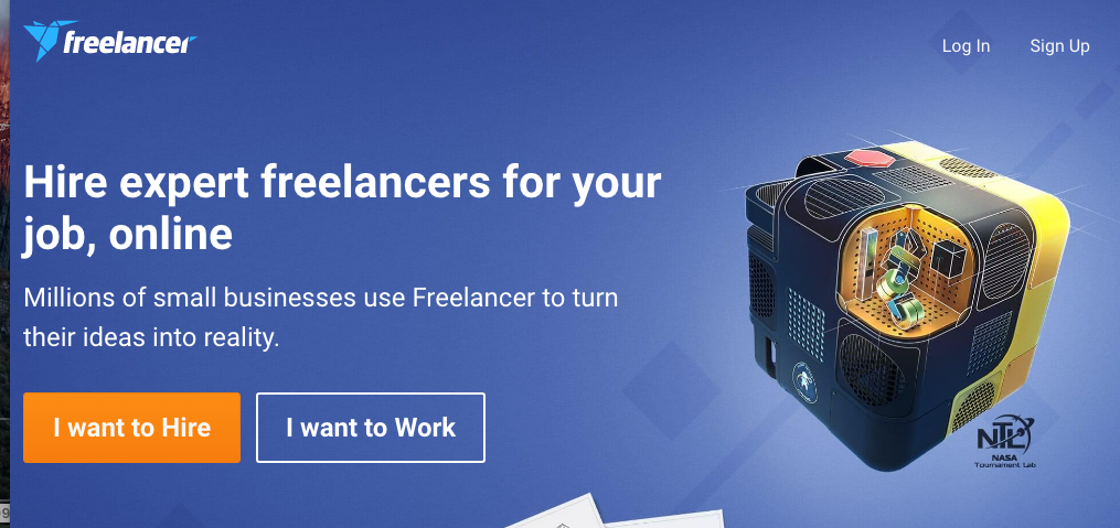 #Freelance – Finding Your Next Job