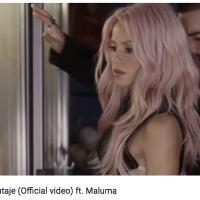 Shakira Stays Strong