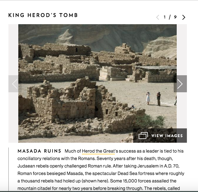 Nat Geo Sheds Light On Jesus Apostles Temple