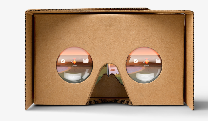 Build Your Own Google Cardboard