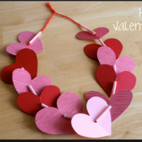 Valetine's Day Crafts For Kids