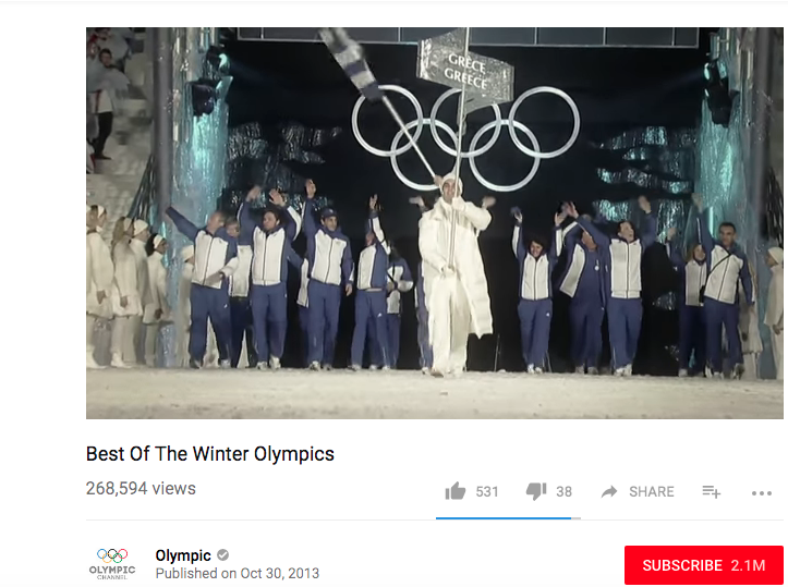 Best of the Winter Olympics