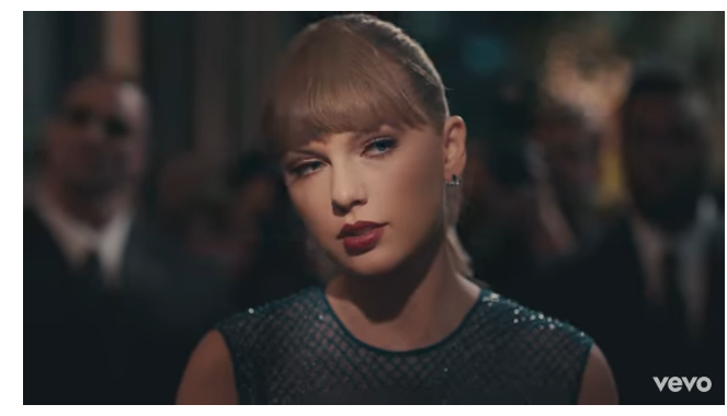Taylor Swift Delicate (Vevo)