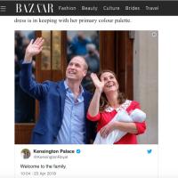 Kate Middleton Has Baby Number 3 - NAME??