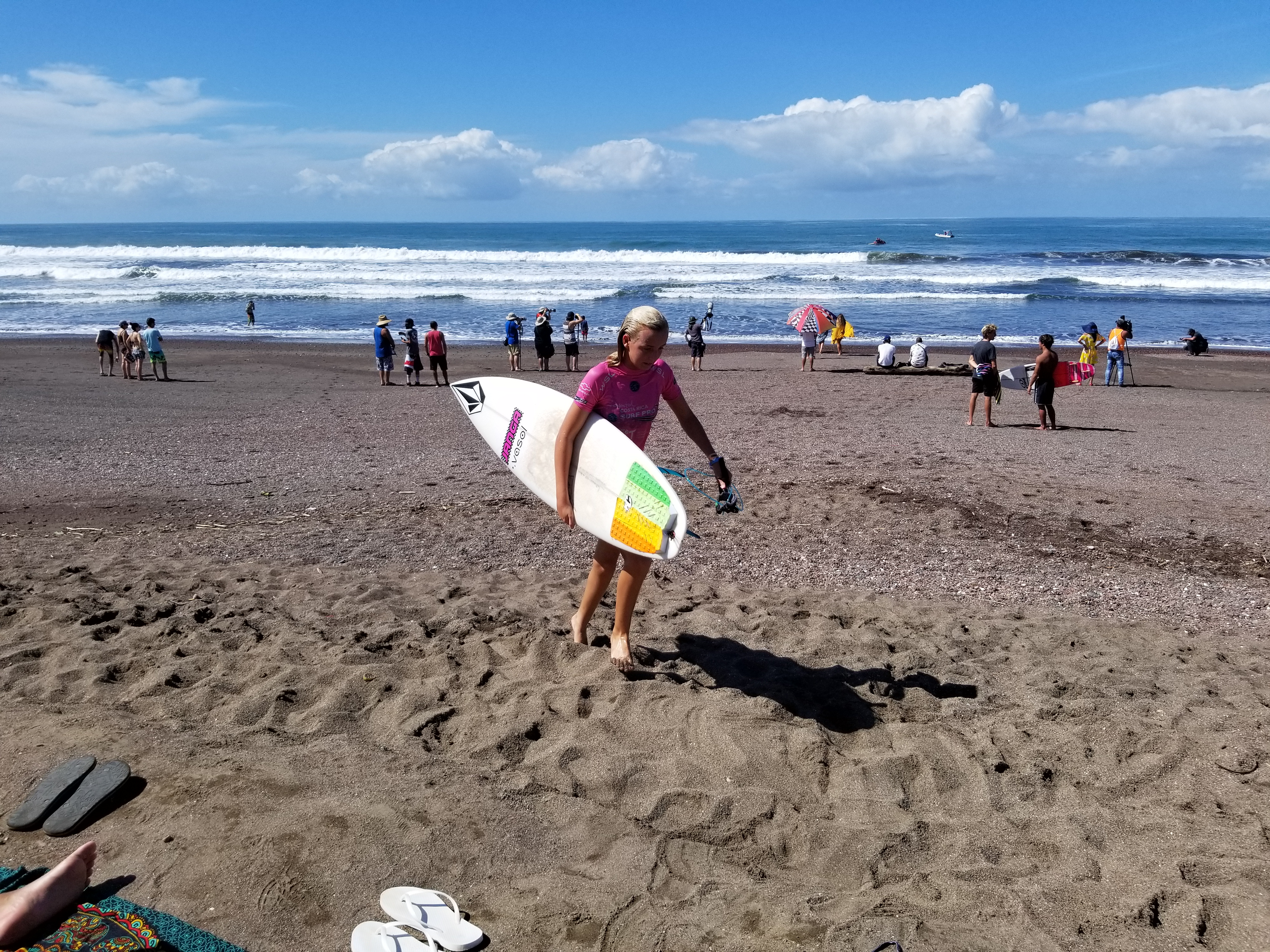 World Surf League Jaco Session