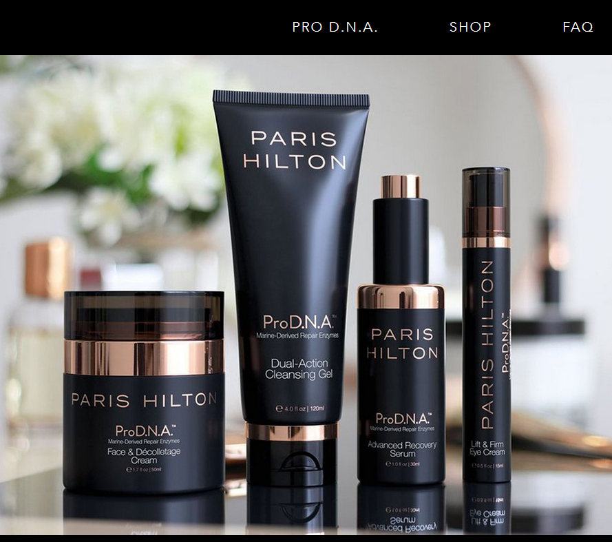 Paris Hilton Skin Care: The Essence of Beauty #parishiltonskincare
