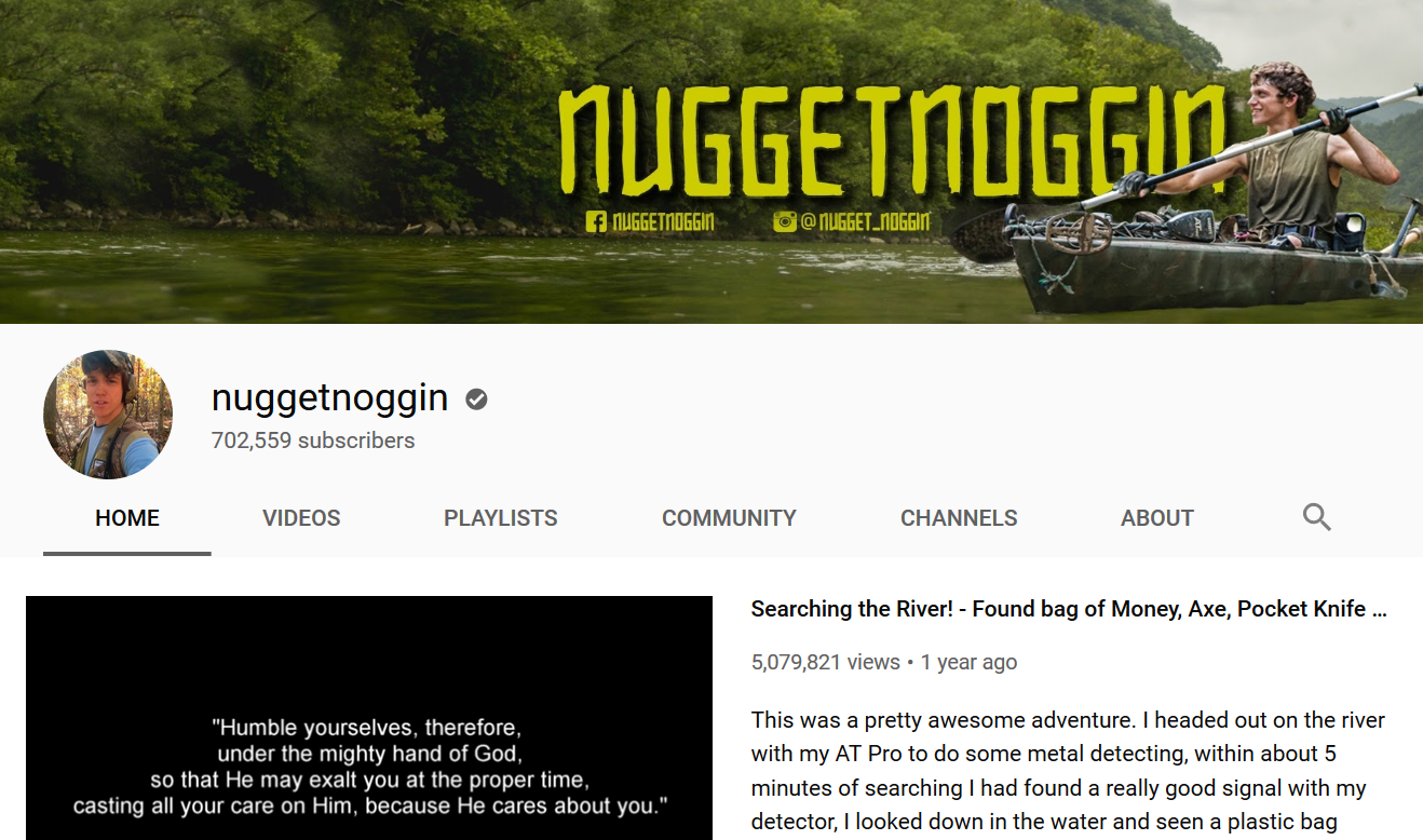 And the winner is….. #nuggetnoggin