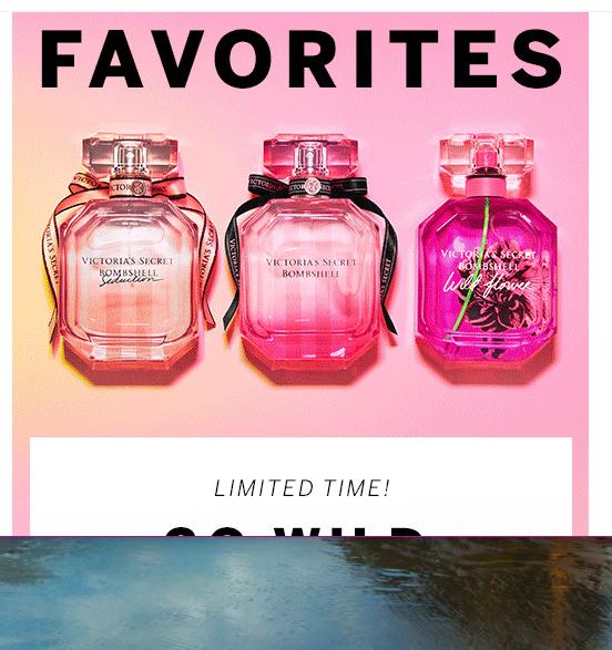 $65 Eau de parfum, lotion and accessory!  #vsangels