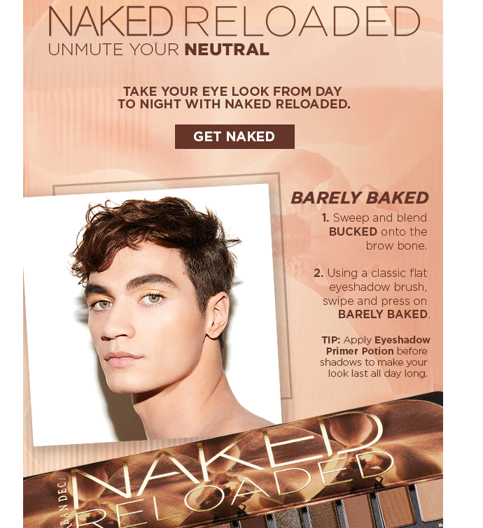 Spreadsheets to Bedsheets with Naked Reloaded