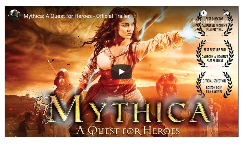 Mythica Movie Marathon
