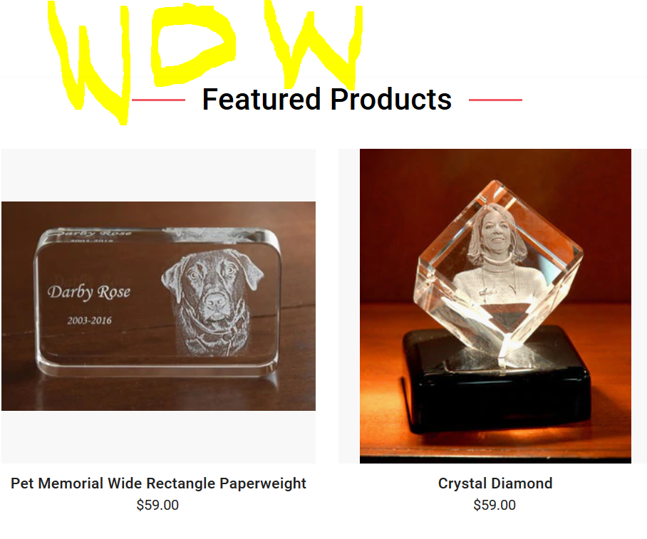 Wow, Check out these 3D Crystal Prints