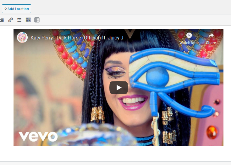 2,774,920,103 Views on Katy Perry's Dark Horse